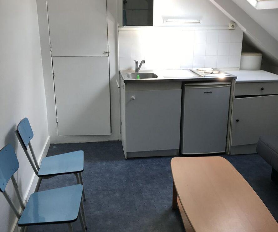 Vente Appartement 1 pièce 9m² Le Havre (76600) - photo