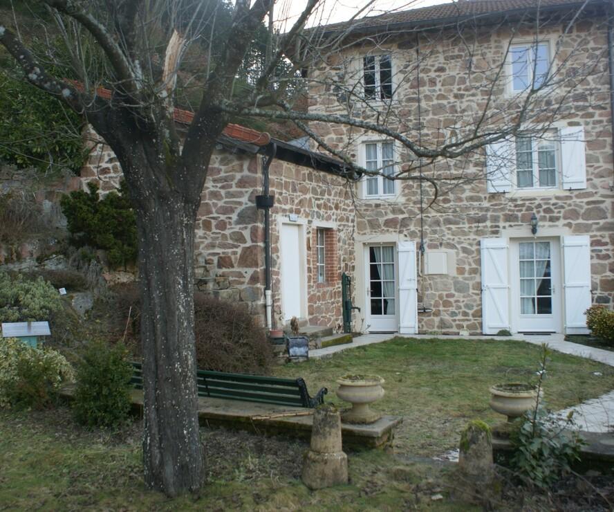 Vente Maison 9 pièces 210m² Amplepuis (69550) - photo