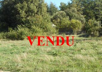 Vente Terrain 405m² La Bastide-des-Jourdans (84240) - photo