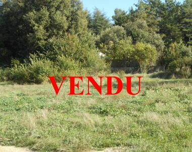 Sale Land 405m² La Bastide-des-Jourdans (84240) - photo