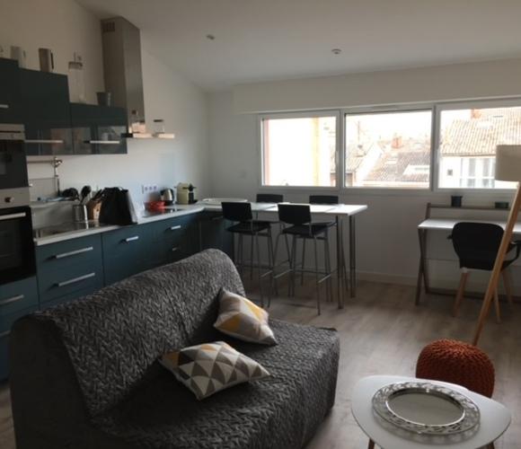 Location Appartement 2 pièces 43m² Toulouse (31000) - photo