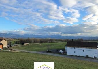 Vente Terrain 1 100m² Saint-Genix-sur-Guiers (73240) - Photo 1