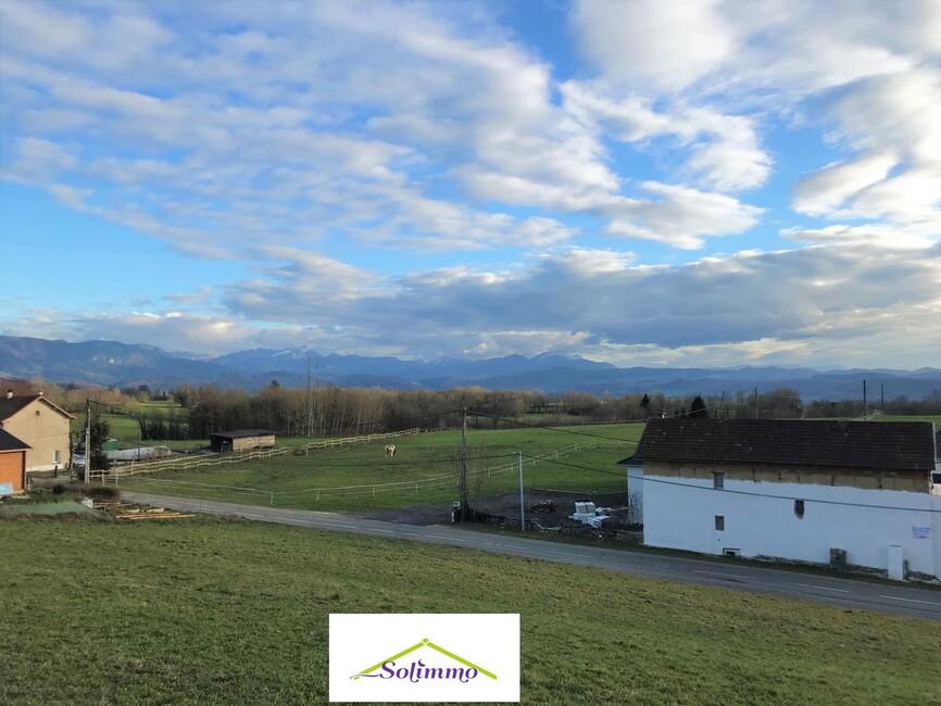 Vente Terrain 1 100m² Saint-Genix-sur-Guiers (73240) - photo