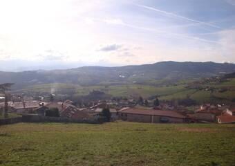 Vente Terrain 600m² Saint-Romain-en-Jarez (42800) - Photo 1