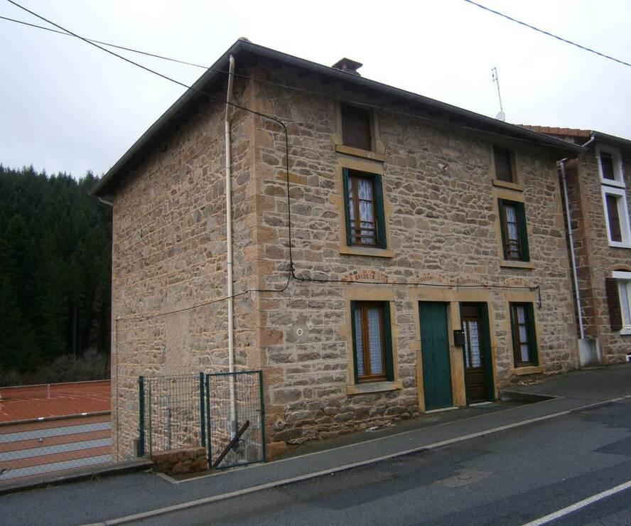 Vente Maison 8 pièces 170m² Saint-Vincent-de-Reins (69240) - photo