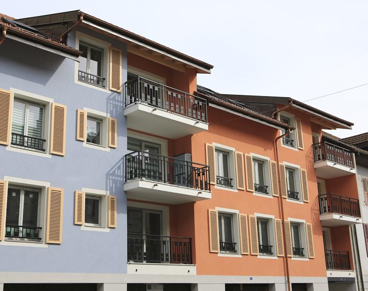 Vente Appartement 1 pièce 30m² Sallanches (74700) - photo