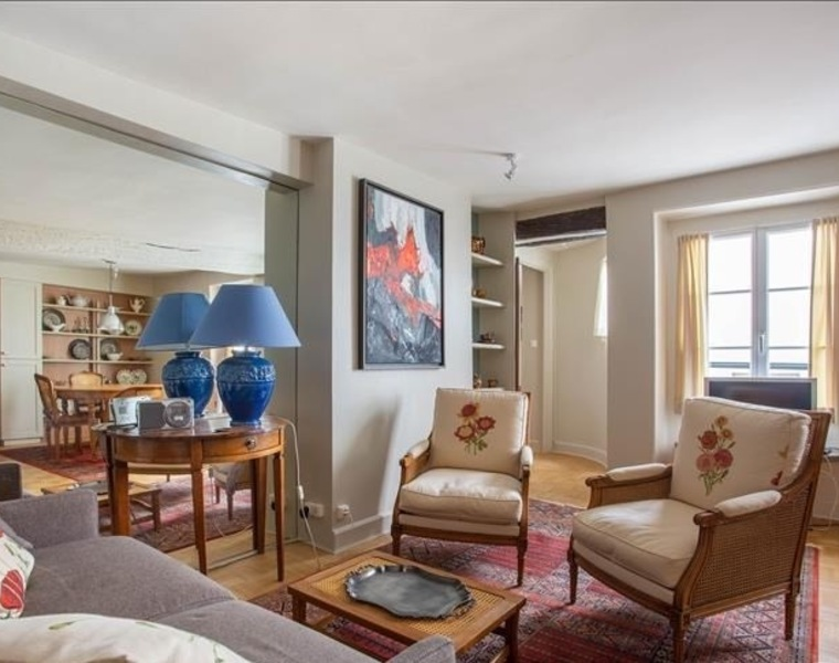 Vente Appartement 2 pièces 48m² Paris 06 (75006) - photo