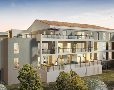 Vente Appartement 2 pièces 44m² Martigues (13500) - photo