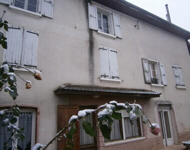 Vente Maison 5 pièces 172m² Fitilieu (38490) - photo