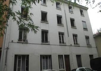 Location Appartement 1 pièce 35m² Lyon 03 (69003) - photo