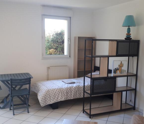 Location Appartement 1 pièce 28m² Toulouse (31100) - photo