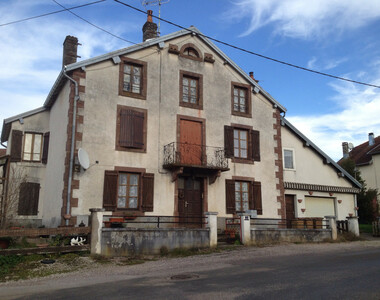 Sale House 8 rooms 187m² AILLEVILLERS ET LYAUMONT - photo