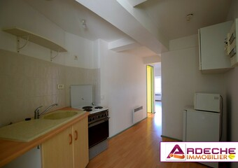 Vente Appartement 2 pièces 26m² Privas (07000) - Photo 1