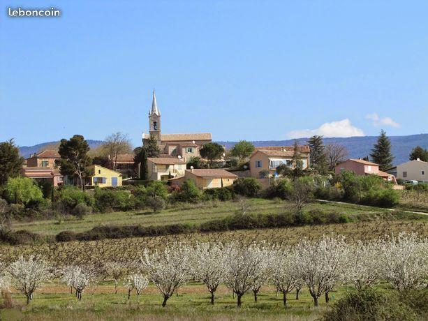 Vente Terrain 490m² Villars (84400) - photo