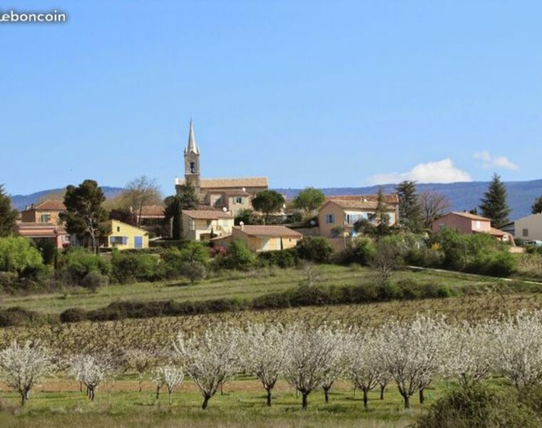 Vente Terrain 473m² Villars (84400) - photo