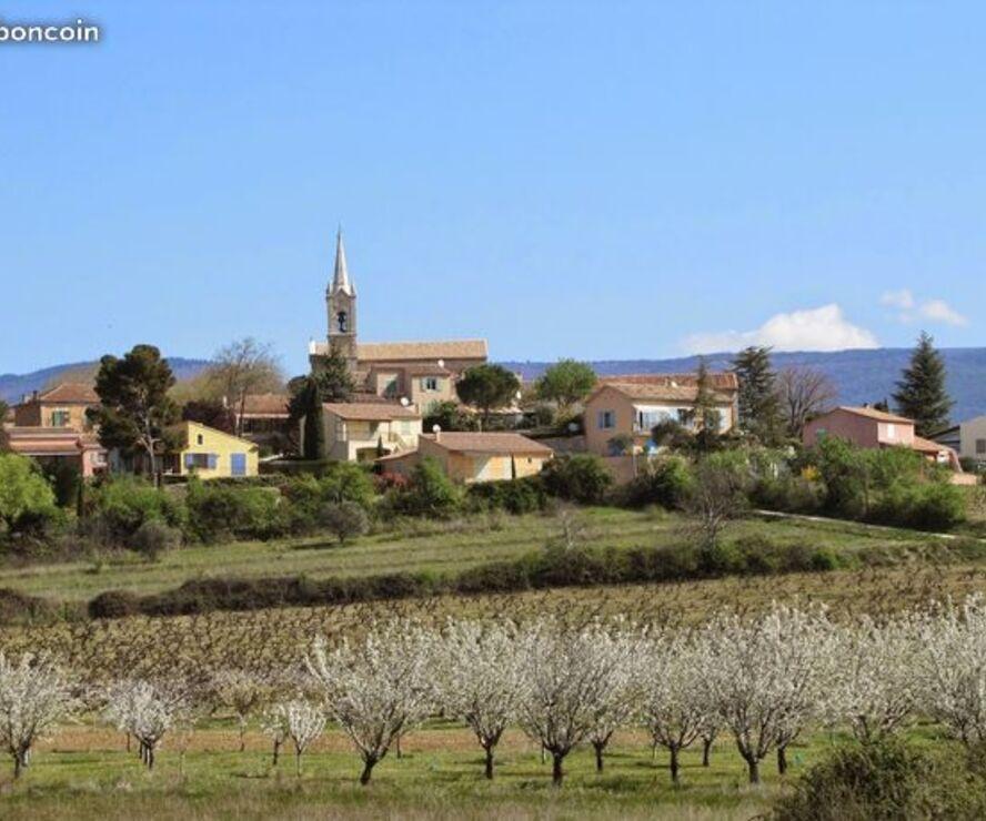 Vente Terrain 475m² Villars (84400) - photo