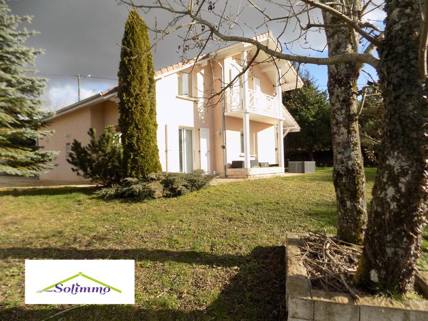 Vente Maison 4 pièces 156m² Charavines (38850) - photo