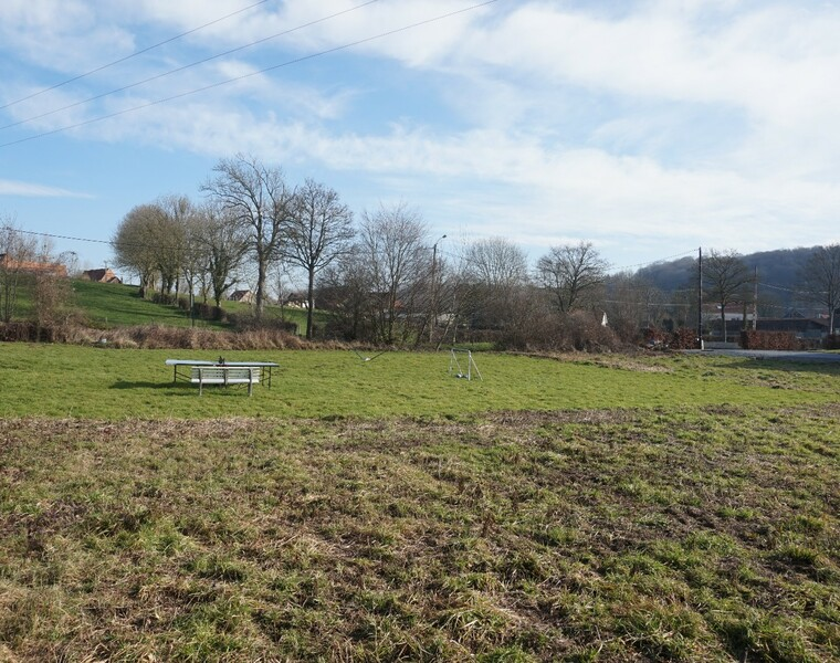 Vente Terrain 1 250m² Beussent (62170) - photo