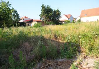 Vente Terrain 1 021m² Habsheim (68440) - photo