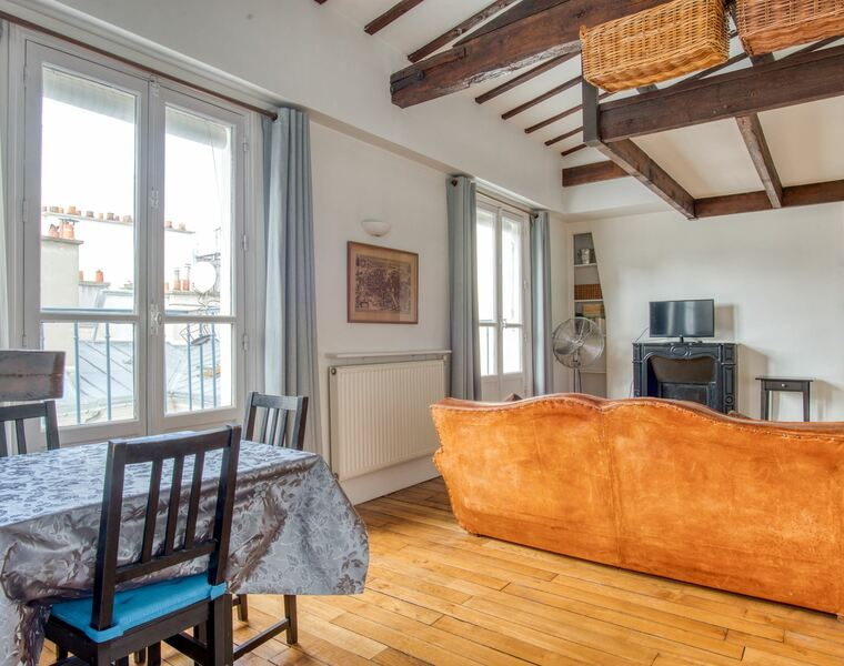 Vente Appartement 2 pièces 33m² Paris 06 (75006) - photo