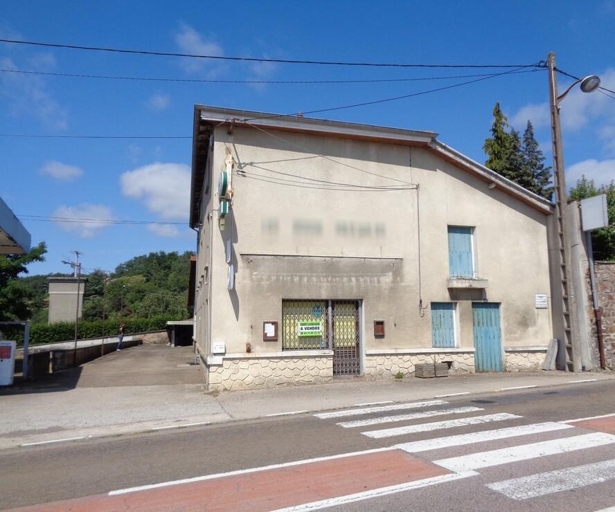 Vente Maison 7 pièces 200m² Saint-Jean-la-Bussière (69550) - photo