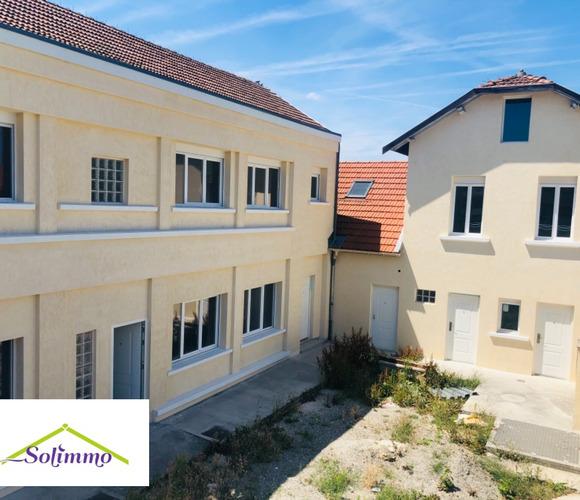 Vente Appartement 4 pièces 87m² Les Abrets (38490) - photo