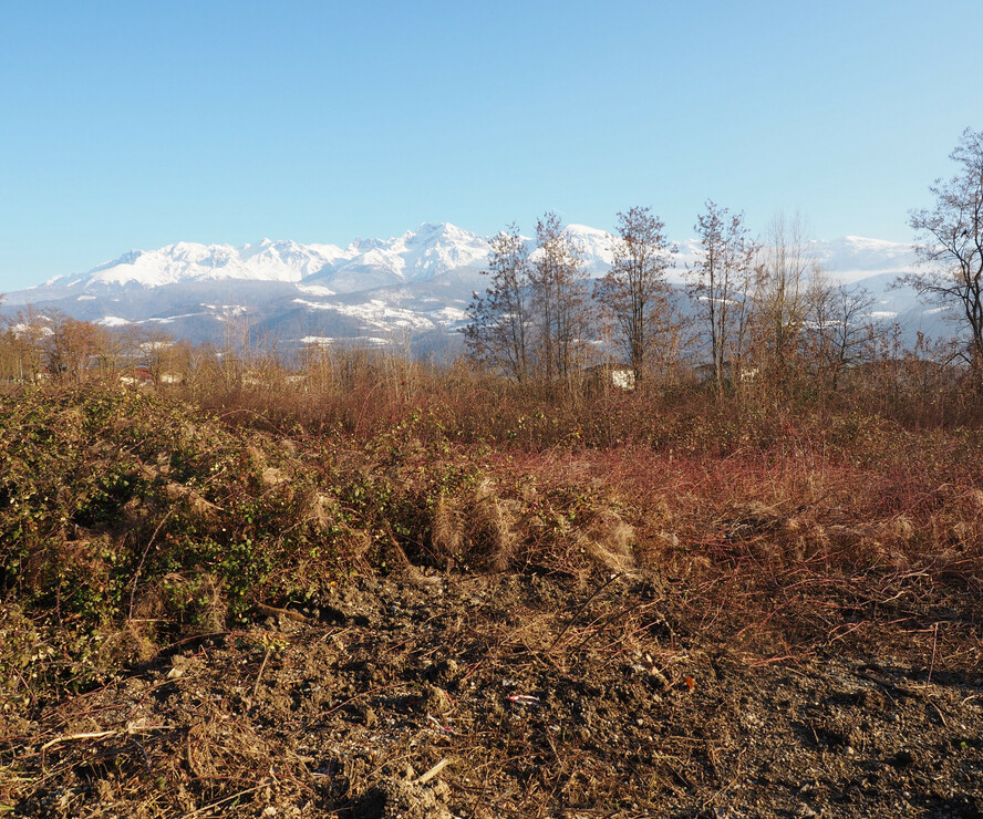 Vente Terrain 380m² Montbonnot-Saint-Martin (38330) - photo