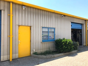 Vente Local industriel 1 pièce 104m² Saint-Martin-d'Hères (38400) - photo
