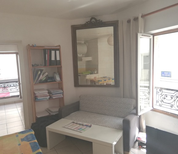 Sale Apartment 2 rooms 26m² Paris 19 (75019) - photo