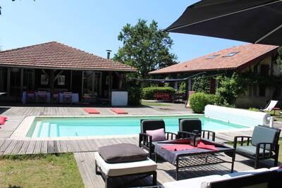 Vente Maison 10 pièces 320m² Soustons (40140) - Photo 2