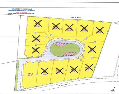 Sale Land 865m² Campigneulles-les-Grandes (62170) - photo