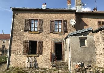 Vente Maison 6 pièces 160m² Raddon-et-Chapendu (70280) - photo
