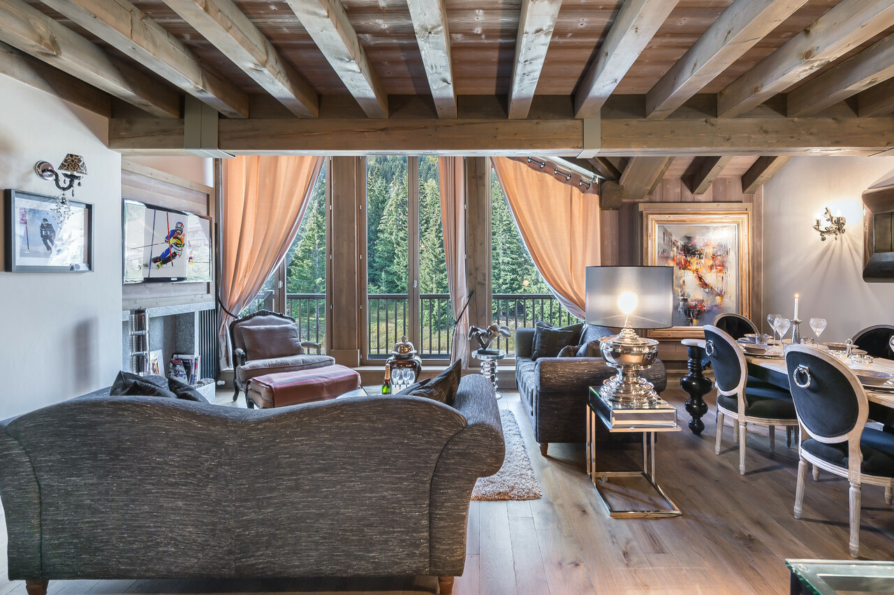 Superb apartment ideally located Chalet in Courchevel