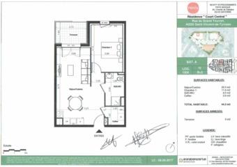 Renting Apartment 2 rooms 44m² Saint-Vincent-de-Tyrosse (40230) - Photo 1