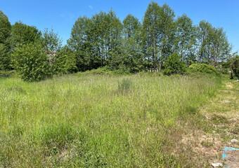 Vente Terrain 815m² Fontaine-lès-Luxeuil (70800) - Photo 1