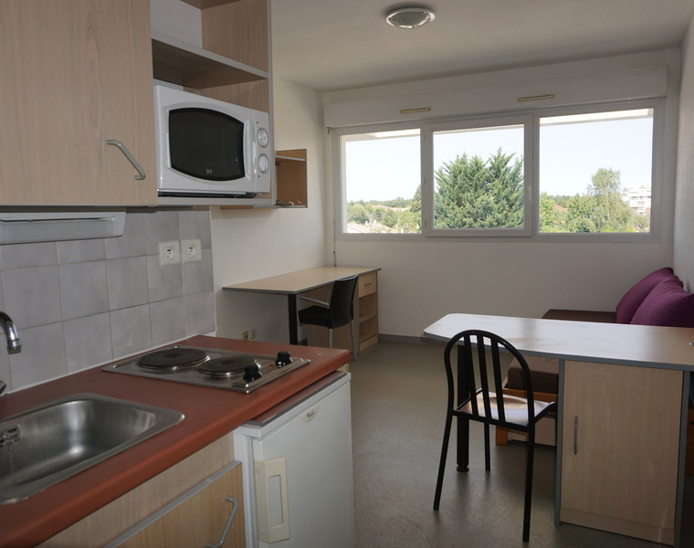 Renting Apartment 1 room 19m² Pau (64000) - photo