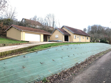 Vente Maison 6 pièces 130m² Soing-Cubry-Charentenay (70130) - photo