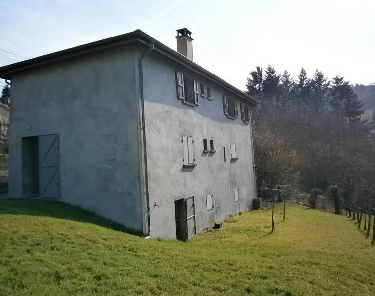 Vente Maison 5 pièces 120m² Thizy (69240) - photo