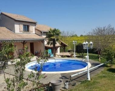 Vente Maison 5 pièces 140m² Bellegarde-Poussieu (38270) - photo