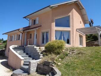 Vente Maison 4 pièces 130m² Bilieu (38850) - photo