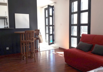 Location Appartement 1 pièce 27m² Saint-Denis (97400) - photo