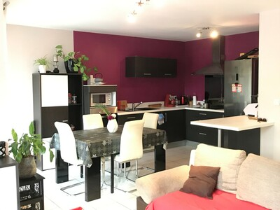 Location Appartement 2 pièces 56m² Sorbiers (42290) - photo