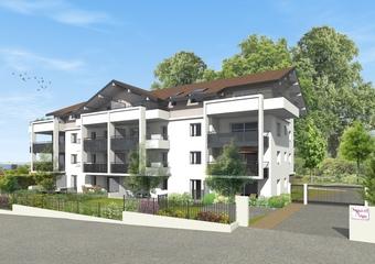 Vente Appartement 3 pièces 62m² Annemasse (74100) - photo