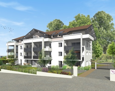 Vente Appartement 3 pièces 62m² Annemasse (74100) - photo