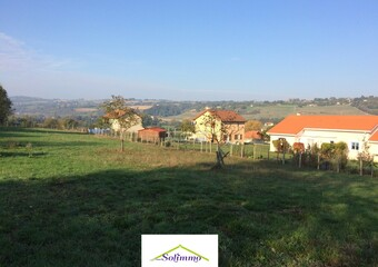 Vente Terrain 1 701m² Les Abrets (38490) - photo