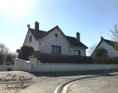 Sale House 5 rooms 136m² Campagne-lès-Hesdin (62870) - photo