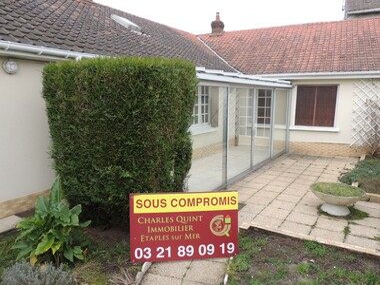 Sale House 4 rooms 67m² Étaples (62630) - photo