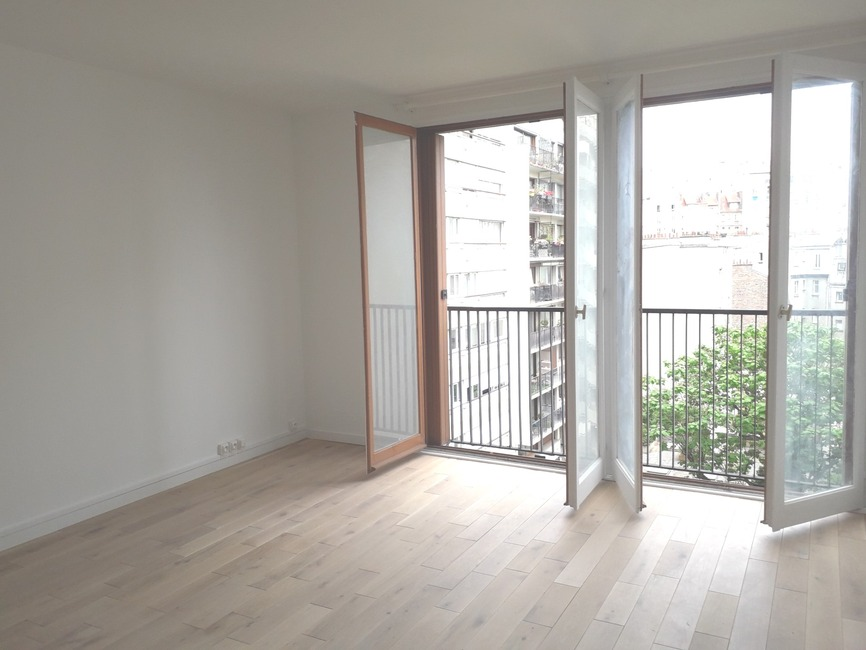 Vente Appartement 2 pièces 48m² Paris 20 (75020) - photo