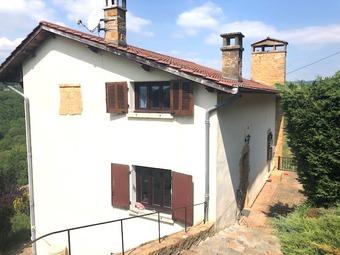 Vente Maison 8 pièces 172m² Le Bois-d'Oingt (69620) - Photo 1