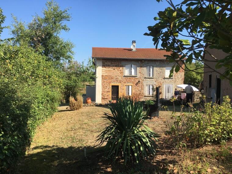 Vente Maison 76m² secteur CHARLIEU - photo